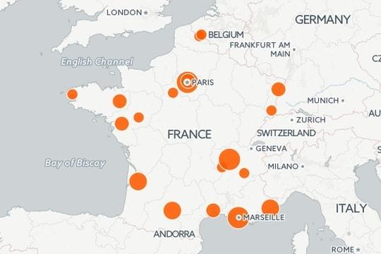 Quelle ville choisir pour faire son Bachelor en France ?