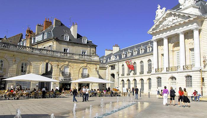 Dijon : une ville pour passer son Bachelor